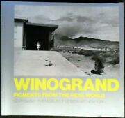 Garry Winogrand • Figments Form The Real World Moma • Like New • Free Ship