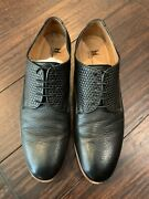Moreschi Men Shoes Size 9 Made In Italy 100 Leather Original Price 699