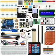 Kzbh Diy Electronic Kits Freenove Ultimate Starter Kit With Arduino Compatible