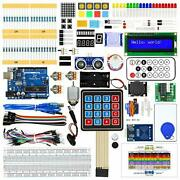 Kzbh Diy Electronic Kits Starter Kit V2 With Arduino Compatible Controller