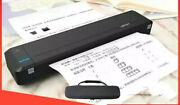Hprt Mt800 300dpi Wireless Bluetooth Printer Portable For Phones Android/ios