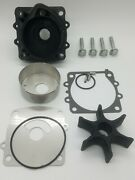 Water Pump Impeller Kit And Housing For Yamaha Outboard 150 175 200 250hp 4 Stroke