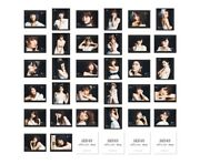 Akb48 Between And Limited Edition Regular Board Encapsulated Photos 16 People