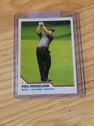 Si Sports Illustrated For Kids Card Phil Mickelson 2007 Issue 154 Nm