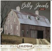 2022 Billy Jacobs Wall Calendar - Farmhouse Pictures