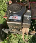 Mtd Briggs And Stratton 12hp Vertical Motor 281707 Runs Good Awesome