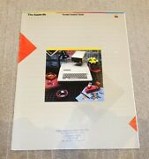 The Apple Iie Personal Computer System Brochure Vintage Rare Collectable 1982