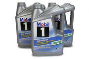 Mobil 1 Motor Oil - High Mileage - 0w30 - Synthetic - 5 Qt - Set Of 3