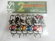 Limited Edition Of 30 Pieces Collet Meets Comme Des Garcons Hello Kissy Sticker