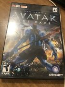 James Cameron's Avatar The Game Dvd 2009 Disc And Case Only