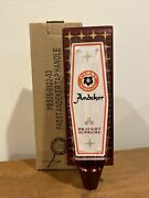 Pabst Andeker Beer Tap Handle - Milwaukee Wi - Brand New In Box Knob - Free S/h