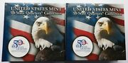 Us Mint 50 State Quarters Collection California Two Bu 10 Rolls Of P And D Mints