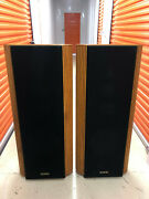 Infinity Kappa 8 Speaker Cabinets / Covers Only Local Pickup Only