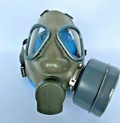 Finnish Gas Mask Military Collectible Made By Nokia Guc Andnbsp