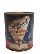1940and039s Studebaker Packard Automotive Lacquer 1 Quart Unopened Can