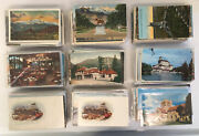 Colorado Springs And The Pikes Peak Area Printed Linen Chrome Large 912 Pcs Lot