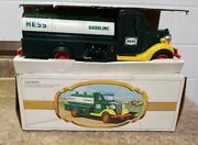 Vintage 1982/83 First Hess Truck Used With The Box