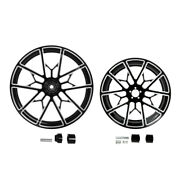 21/23/26/30x3.5and039and039 Front 18and039and039 Rear Wheel Rim Hub Fit For Harley Road King 08-21