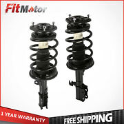 Right And Left Side Front Struts For 2003 2004 2005 2006 2007 2008 Toyota Corolla