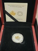 2018 Canada 1oz. Pure Platinum Maple Leaf Forever Very Rare - Only 250 Minted