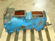 1970 Ford 2000 Tractor 4 Speed Transmission W/ Sherman Combination Trans 3000