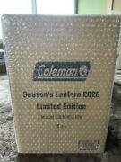 Coleman 2020 Season Lantern Edition With Carry Case Mustard Color From Japan F/s