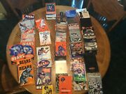 1949-2007 Chicago Bears Football Media Guide Lot - 48 Different Media Guides