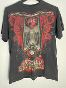 Vintage Avenged Sevenfold Graphic T-shirt - Medium From 2010-2012