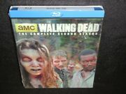 The Walking Dead The Complete Second Season Blu Ray Best Buy W/lenticular Cover