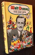 As Told To Pete Martin / Walt Disney An Intimate Biography By His Daughter 1st