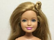 Barbie And Her Sisters In A Pony Tale Gala Stacie Doll Strawberry Blonde Hair