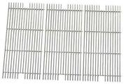 23 1/4 Stainless Steel Gas Grill Grid Grates Replacement Part For 3 Pack