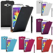 Accessories Case Real Leather Protection Serie Samsung