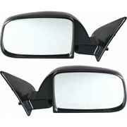 For Toyota Pick Up Mirror 1989-1995 Lh And Rh Side Pair Manual Folding Paintable