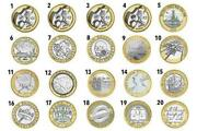 Royal Mint Coint Hunt Andpound2 Coins Commonwealth Games Olympics And Many More