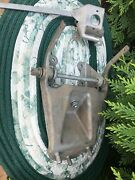 1956 Ford Thunderbird Continental Kit Tire Holder And Release Mechanism