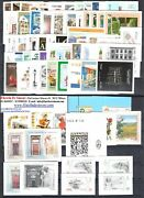 2015 Republic Italian, Italy, Stamps New, Year Complete 74 Values