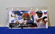 2002 First Matchup Ever San Francisco Giants Vs Baltimore Orioles Hat/lapel Pin