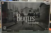 The Beatles Rock Band Limited Edition Wii Brand New Sealed