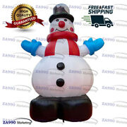 23ft Inflatable Snowman Christmas Holiday Promotion With Air Blower