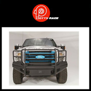 Fab Fours Vengeance Series Rear Bumpers Fits 08-10 Ford F-250/350/450/550 Sd