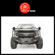 Fab Fours Fits 17-18 Ford F-250/350 Sd Premium Winch Full Guard Bumpers