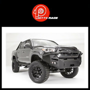 Fab Fours For 2016-2017 Toyota Tacoma Tt16-b3652-1 Premium Winch Front Bumper