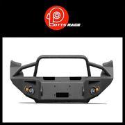 Fab Fours For 07-13 Toyota Tundra Tt07-h1852-1 Premium Winch Full Guard Bumpers
