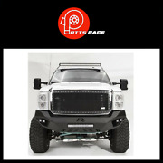 Fab Fours Fs11-v2651-1 Fits 11-16 Ford F-250/350 Sd Vengeance Front Bumpers