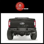 Fab Fours Fs17-w4151-1 Fits 17-18 Ford F-250/350 Sd Rear Bumpers