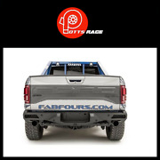 Fab Fours Ff17-e4351-1 Fits 17-18 Ford F-150 Vengeance Series Rear Bumpers