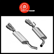 Kooks Headers 25106100 For 2014+ Chevy Ss Axle Back Exhaust