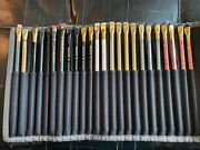 Blackwing 602 With 23 Various Palomino Blackwings And Volumes