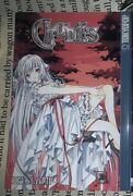 Chobits Manga Volumes 2 4 And 5. All Hard To Find First Edition Prints.